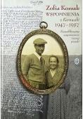Wspomnienia z Kornwalii 1947 1957