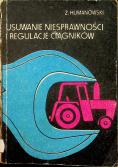 Usuwanie niesprawności regulacje ciągników