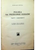 Polska na przełomie dziejów 1927 r