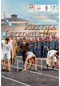Igrzyska lekkoatletów. T.1 Ateny 1896