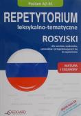 Rosyjski Repetytorium leksykalno-tematyczne z płytą CD