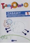 Trampolina Zabawy grafomotoryczne 1