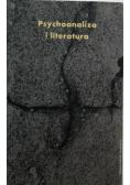 Psychoanaliza i literatura