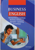 Business English Korespondencja handlowa rozmowy telefoniczne sprzedaż i marketing prezentacje