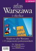 Atlas Warszawa i okolice
