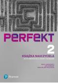 Perfekt 2 Książka nauczyciela Język niemiecki dla liceów i techników