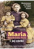 Maria Skłodowska Curie i jej córki