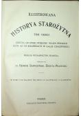Ilustrowana historya nowożytna Tom 3 ok 1897r