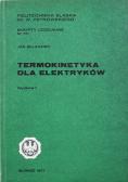 Termokinetyka dla elektryków