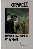 Droga na molo w Wigan
