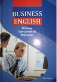 Business english rozmowy korespondencja negocjacje