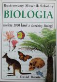 Biologia ilustrowany słownik szkolny