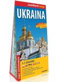Comfort! map Ukraina 1:1 350 000 mapa