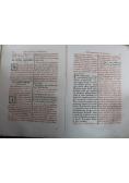 Pontificale Romanum Summorum Pontificum Jessu Editum pars prima 1848 r.