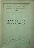 Rachunek operatorów