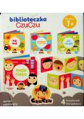 Biblioteczka CzuCzu Zestaw edukacyjny