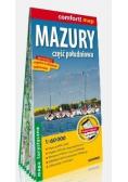 Comfort! map Mazury cz. południowa 1:60 000