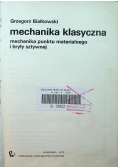 Mechanika klasyczna
