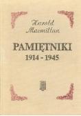 Pamiętniki 1914 1945
