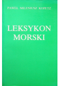 Leksykon Morski