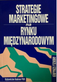 Strategie marketingowe na rynku międzynarodowym