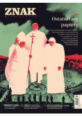 Miesięcznik Znak 780 05/2020 Ostatni tacy papieże