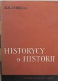 Historycy o historii
