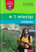 Pons Norweski w 1 miesiąc + CD
