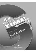 It's Grammar Time 3 Test Booklet