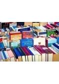 Zestaw losowych książek