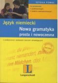 Język niemiecki Nowa gramatyka prosta i nowoczesna