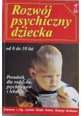 Rozwój psychiczny dziecka od 0 do 10 lat