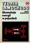 Teoria samochodu Akumulacja energii w pojazdach