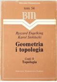 Geometria i topologia Część II