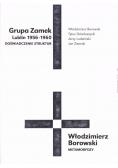 Grupa Zamek (Lublin 1956-1960) - Doświadczenie...