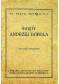 Święty Andrzej Bobola 1939 r.