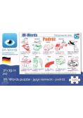 iM-Words Puzzle120 Niemiecki - Podróż