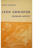 Leon Chwistek Biografia artysty