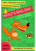 Wolf's Bad Day. Vocabulary in Context
