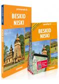 Beskid Niski light: przewodnik + mapa