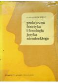 Praktyczna fonetyka i fonologia języka niemieckiego