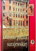 Obrona poczty sarajewskiej