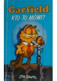 Garfield kto to mówi