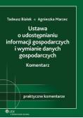 Ustawa o udostępnianiu informacji gospodarczych i wymianie danych gospodarczych Komentarz