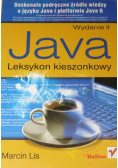 Java Leksykon kieszonkowy