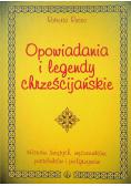 Opowiadania i legendy chrześcijańskie