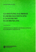 Geodezyjne dalmierze elektromagnetyczne i tachymetry elektroniczne