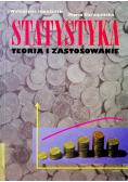 Statystyka Teoria i zastosowanie