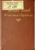 Święty Józef wzór nasz i opiekun 1939 r