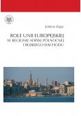 Role Unii Europejskiej w regionie Afryki...